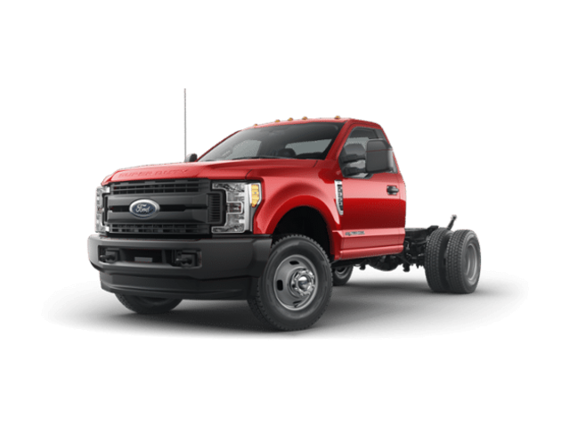 New 2019 Ford Super Duty F-350 DRW XL Regular Cab Chassis-Cab for sale or lease in Kittanning, PA